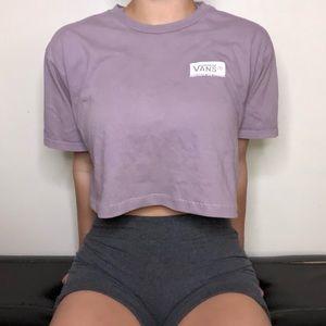 Vans Cropped T-shirt